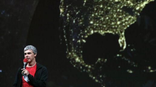 Larry Page na Google I/O 2013